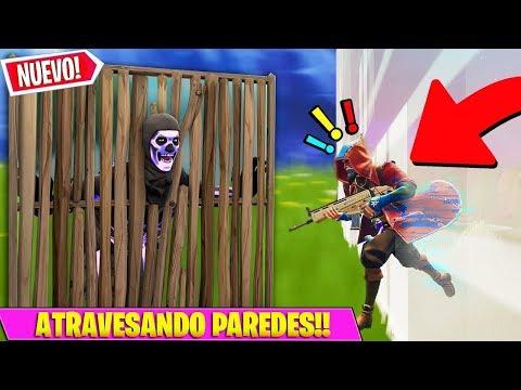 HIDE AND SEEK - ESCONDITE OCULTO EN PAREDES Y SUELOS SECRETOS !!  - FORTNITE MODO CREATIVO