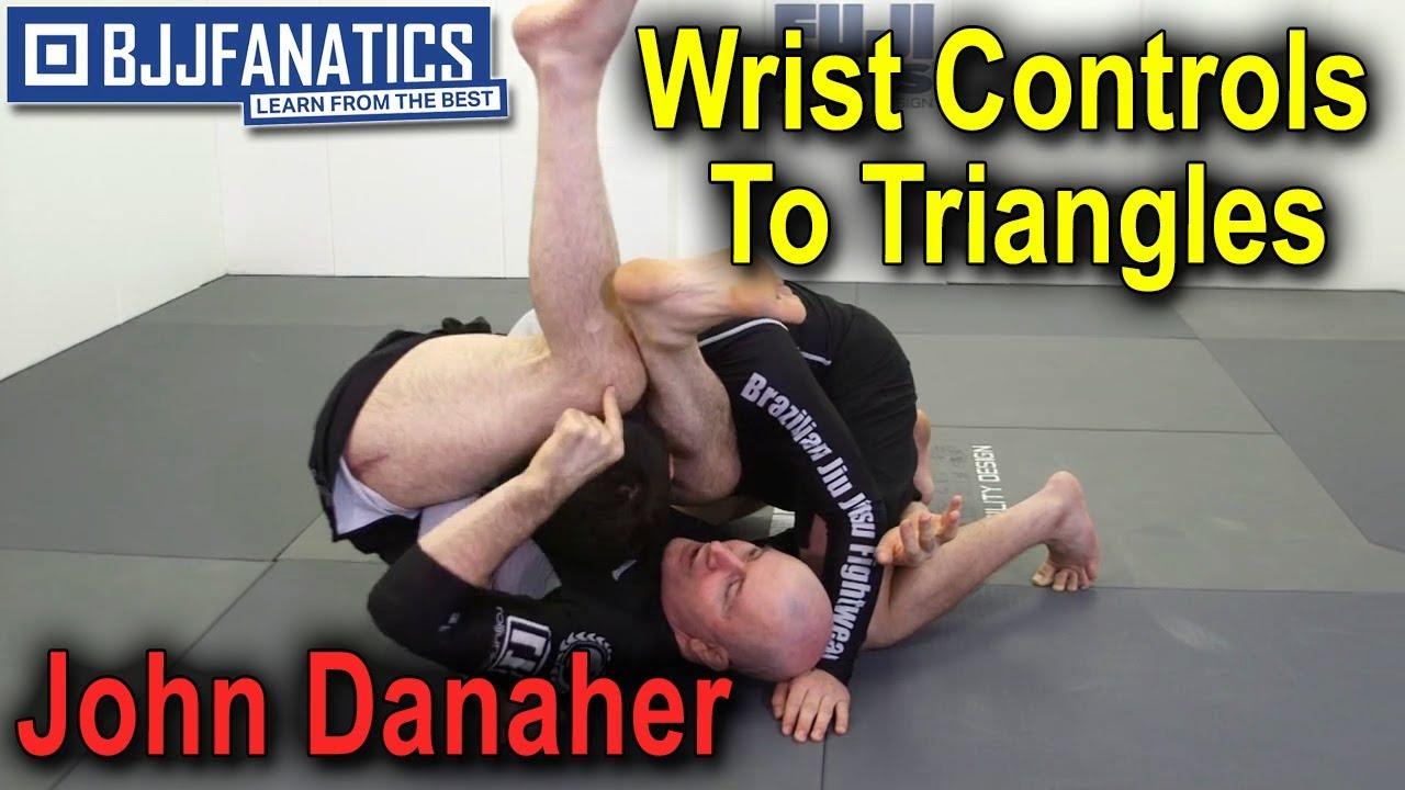 Wrist Controls To Triangles by John Danaher