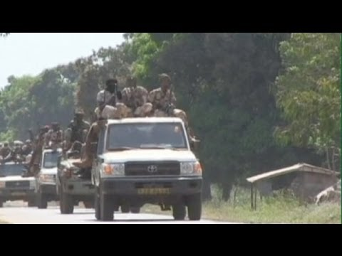 Central African Republic: rebel advance prompts peace talks