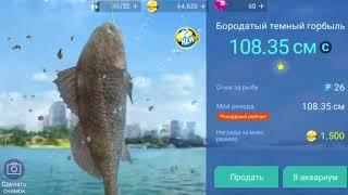 Огляд гри про рибалку Fishing Strike - короткий гайд по проходженню