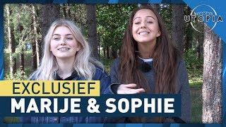 EXCLUSIEF: Marije Zuurveld & Sophie Milzink bezoeken Utopia! - UTOPIA (NL) 2018
