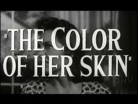 Night of the Quarter Moon [a.k.a. The Color of Her Skin] (1959, trailer) [Starring Nate King Cole]