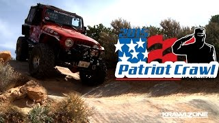 KrawlZone // Moab Patriot Crawl - Cameo Cliffs PT1