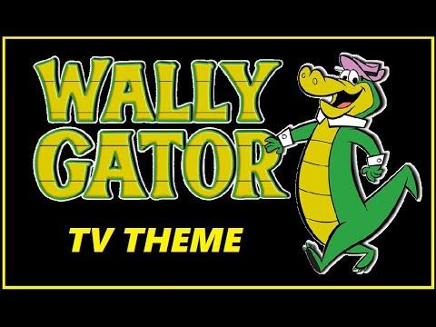 "Download TV THEME  - ""WALLY GATOR"""