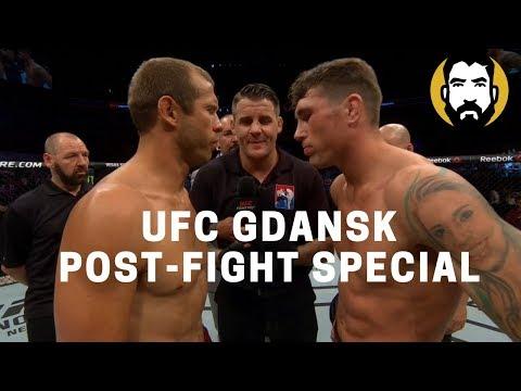 UFC Gdansk Results: Donald Cerrone vs. Darren Till | Post-Fight Special