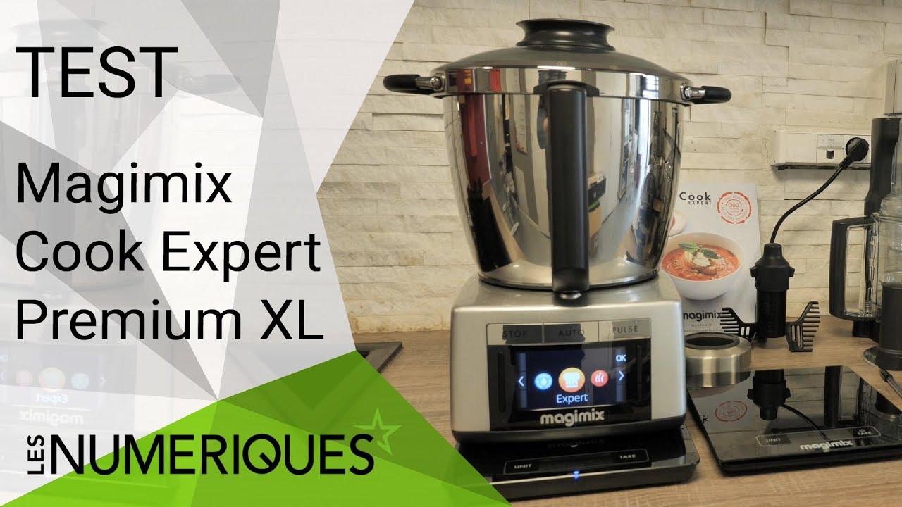 Thermomix Ou Magimix Que Choisir magimix cook expert premium xl : le vrai concurrent haut de gamme du  thermomix
