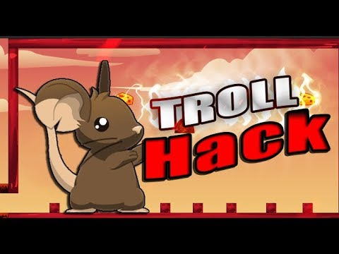 Transformice l Hack Troll #01 (Gato/Fly/Teleport/Chesse) - SebaX
