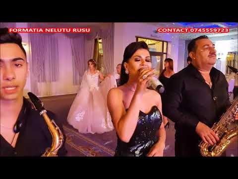 Adina TIMIȘ & FORMAȚIA NELUȚU RUSU live colaj brauri & ardelene de joc Nuntă Lugoj 2018