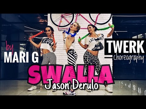 Swalla - Jason Derulo (feat Ty Dolla, Nicki Minaj) - Twerkography by MARI G