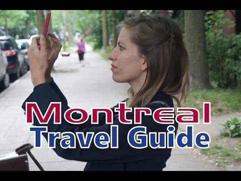 Visit MONTREAL City Guide | What To SEE, DO & EAT In Montreal, Canada
