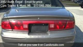 2002 Buick Regal Joseph Abboud LS - for sale in Howell, MI 4