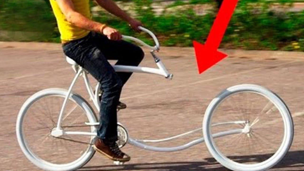 inventos tecnologicos bicicleta