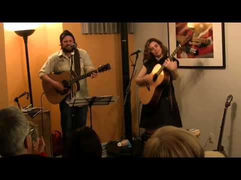 Cara Luft & JD Edwards -- Only Love Can Save Me