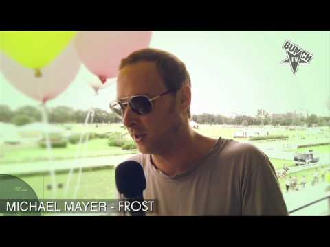 MICHAEL MAYER Interview @ Circle of Love 2010