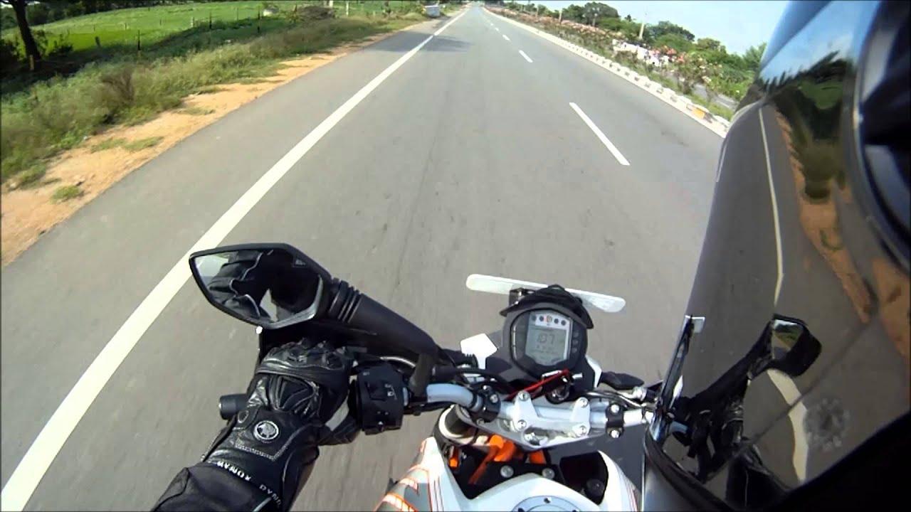 ktm duke 390 - 0 to 100 kmph 5.5 sec (0 to 60 miles per hour