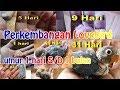 PERKEMBANGAN LOVEBIRD DALAM 1 BULAN || LOVEBIRD farm