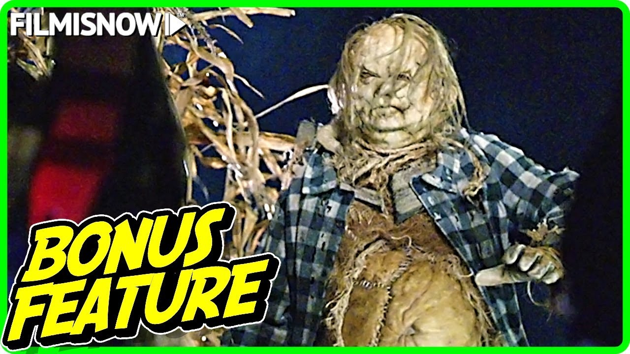 SCARY STORIES TO TELL IN THE DARK | Creatures Featurette