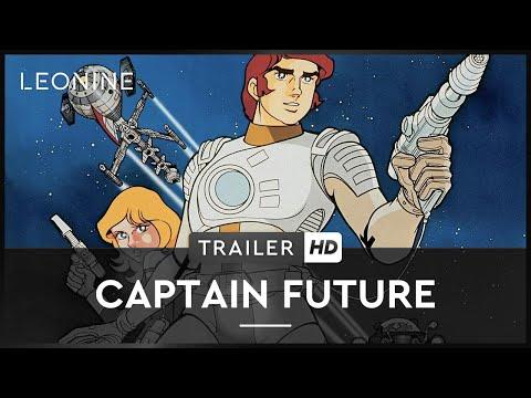Captain Future - TV Spot (deutsch/ german; FSK 0)