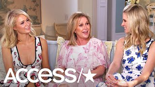 Paris, Kathy & Nicky Hilton Dish On Paris' Wedding (Access Exclusive)