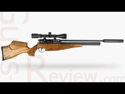 BSA Scorpion SE (PCP) Винтовка с Предварительным Накачиванием. Обзор Guns-Review.com