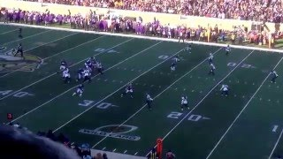 Seahawks vs Vikings NFC Wildcard Game 2016