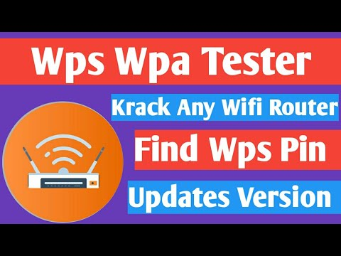 Android 9 | 100%Working Wps Wpa Tester | Updates Wps Apa Tester 2020 | Link In The Description