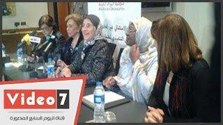 وزيرة الثقافة الأردنية: سندفع ثمن أجيال تعانى الحروب ولا يعرفون لهم وطنا سوى المخيم