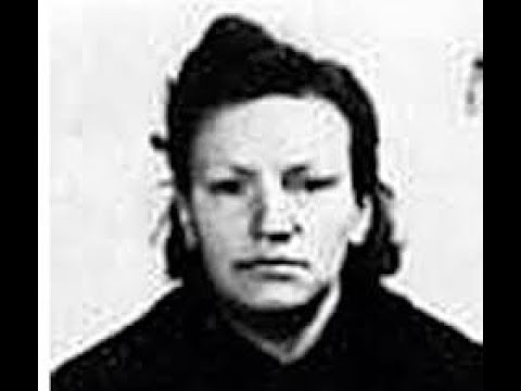 Ruth Closius-Neudeck - Nazi Concentration Camp Guard