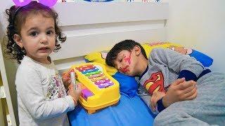 سوبر سمعة والانتقام من فرح المشاكسة - Super Somaa and the revenge from Farah
