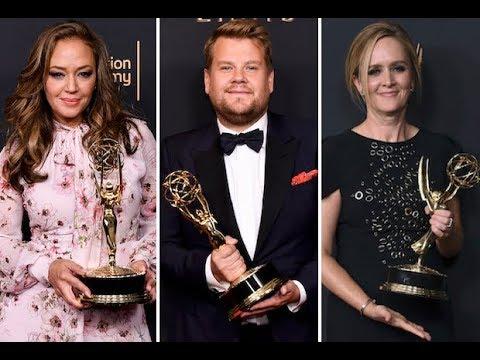 جوائز حفل الايمي  EMMY AWARDS 2017