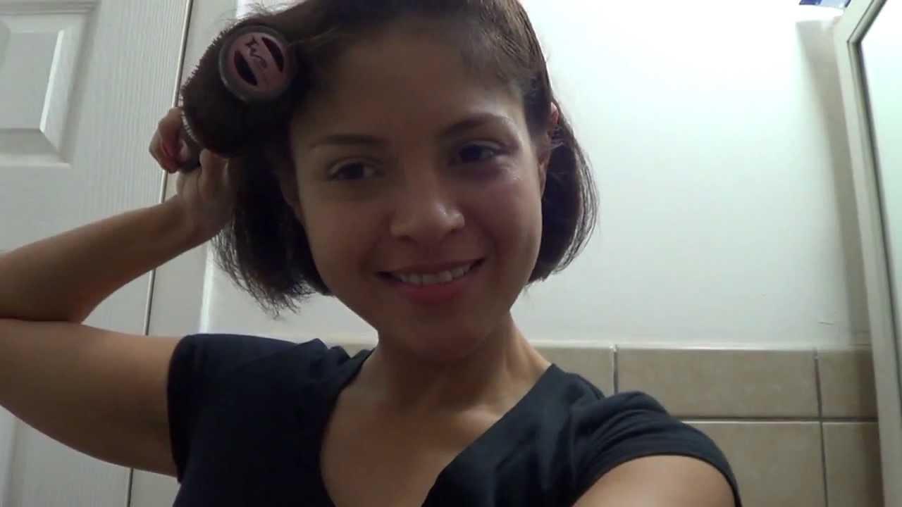Como secar mi pelo corto
