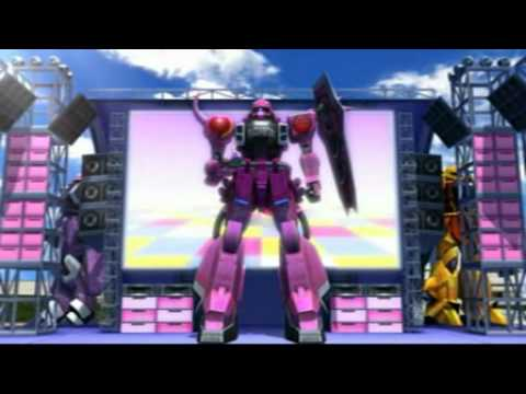 Gundam Seed Destiny Rengou vs ZAFT II Plus game on ps2