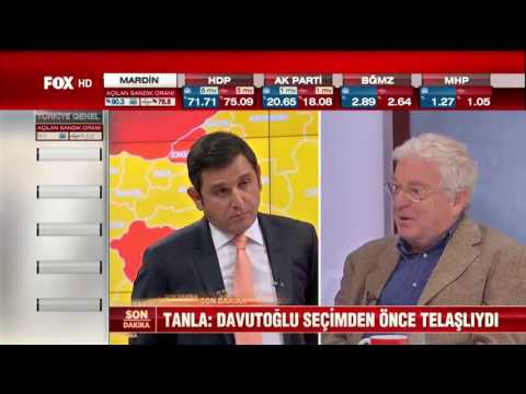 Fatih Portakal ve İsmail Küçükkaya İle Seçim 2015 FOX TV | 5. Kısım | 7 Haziran 2015 Pazar