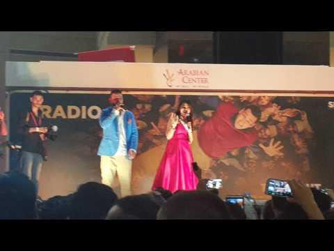 Salman Khan in Dubai for tubelight song launch.