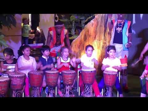 Brilliant African Drums for Kids - Dubai Music Booking Service - Dubai Talent Bookers