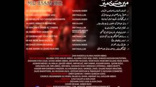 Haye Abbas Ki Behano   Mir Hasan Mir Nohay 2015 16