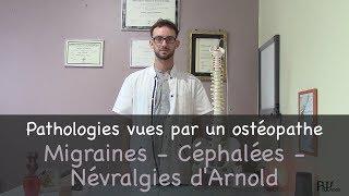 Migraines - Céphalées - Névralgies d'Arnold - Être Soi
