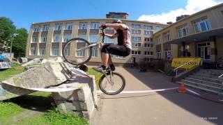 Чемпионат России по велоспорту-маунтинбайку в дисциплине триал-26