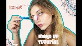 TEST NOWEJ MARKI KOSMETYCZNEJ: ROSIE [make up tutorial]