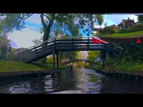 Amsterdam Giethoorn Canal tour