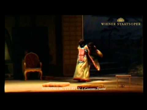 Giacomo Puccini: MADAMA BUTTERFLY (Trailer) | Wiener Staatsoper