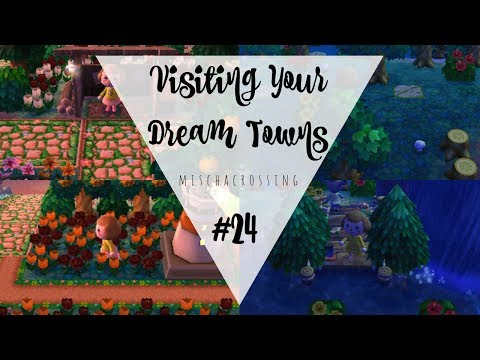 Visiting Your Dream Towns :: #24 :: Animal Crossing: New Leaf - Welcome amiibo