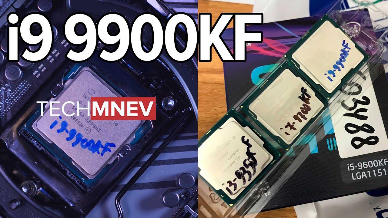 Отсечь всё лишнее Core i9 9900KF vs Ryzen 7 3800X (Обзор Тест Разгон)