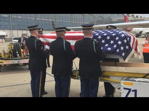 Vietnam War veteran returns home -- 47 years later