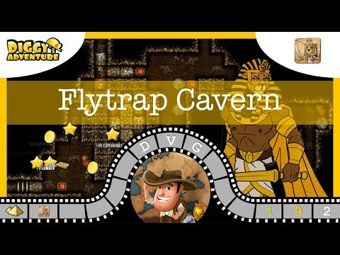 [~Maahes~] #2 Flytrap Cavern - Diggy's Adventure