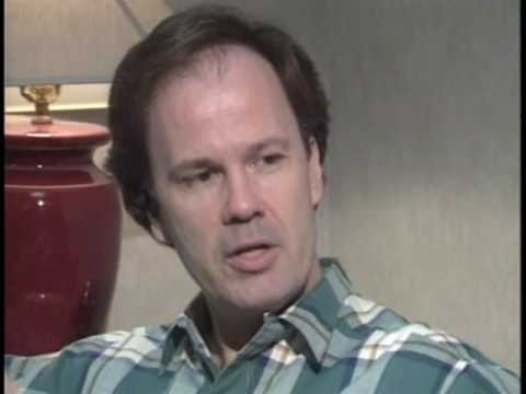 Dennis Haskins (Mr. Belding) on set of Saved By The Bell Part 1 (1992)
