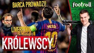 Barcelona niszcząca Real to hipokryzja...   Liverpool traci lidera - zwolnić Kloppa!