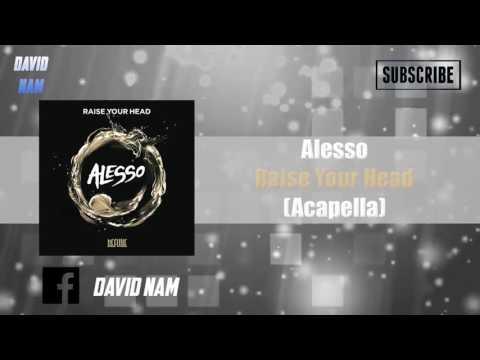 [15K] (1/2) Alesso - Raise Your Head (Acapella)