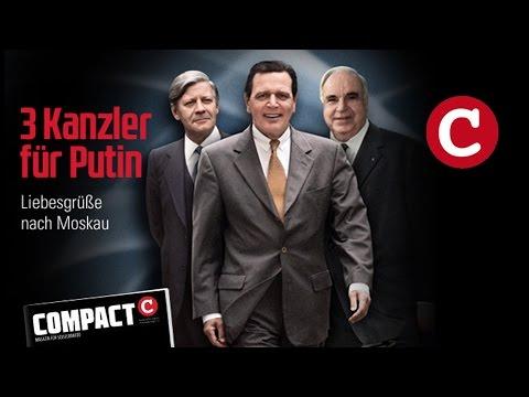 COMPACT 10/2014 - Drei Kanzler für Putin
