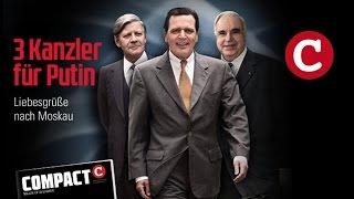 COMPACT 10/2014 - Drei Kanzler für Putin Thumbnail